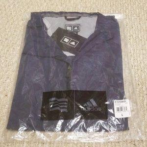 3/4 zip front jacket
